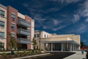 Jewish Senior Services KBE builds