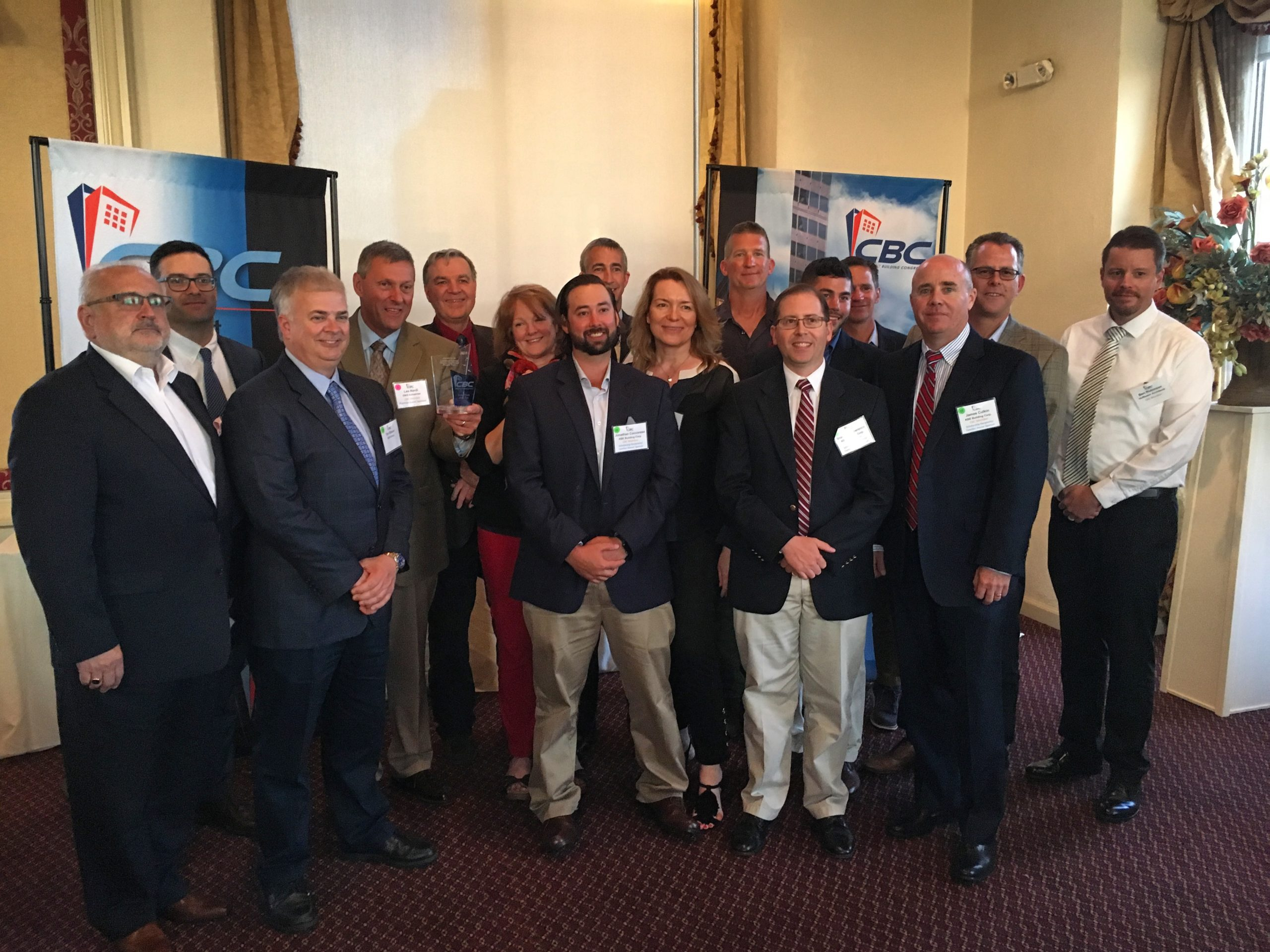 KBE's Litchfield Judicial District Courthouse Project Named Project Team of the Year by Connecticut Building Congress