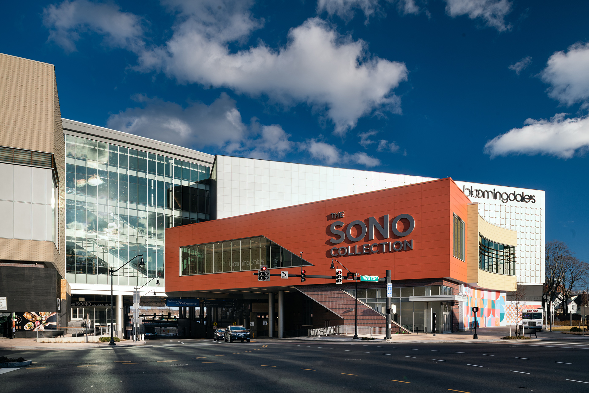 The SoNo Collection Honored with Connecticut Building Congress Award of Merit
