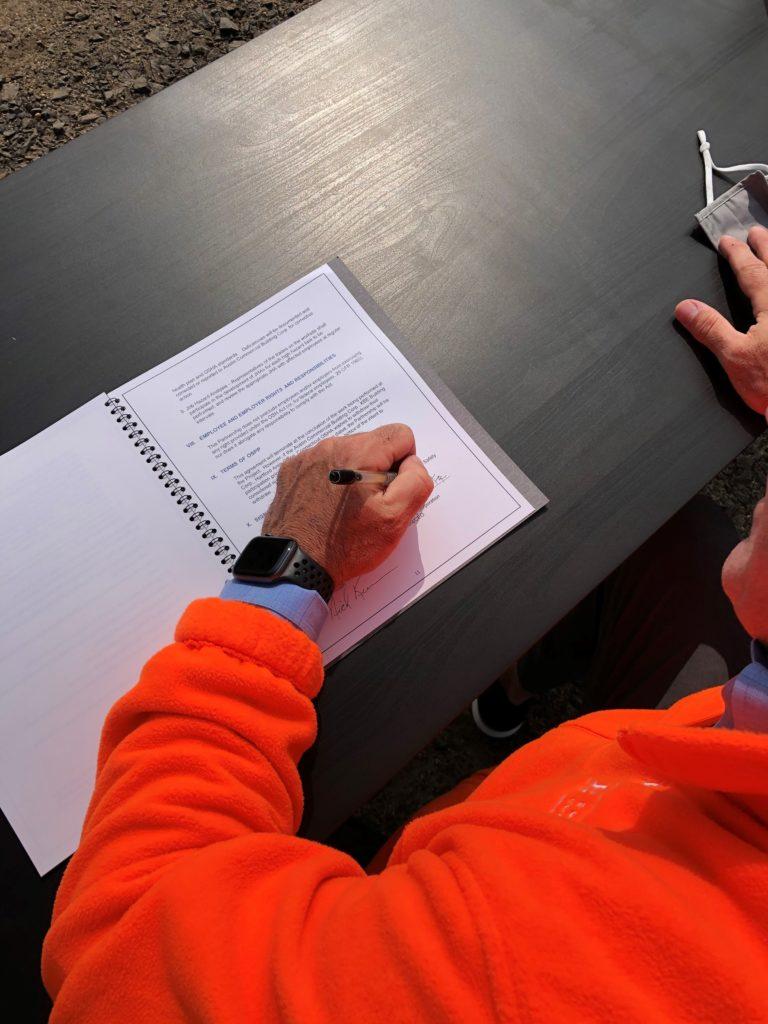 KBE-Austin-OSHA Partnership Signing