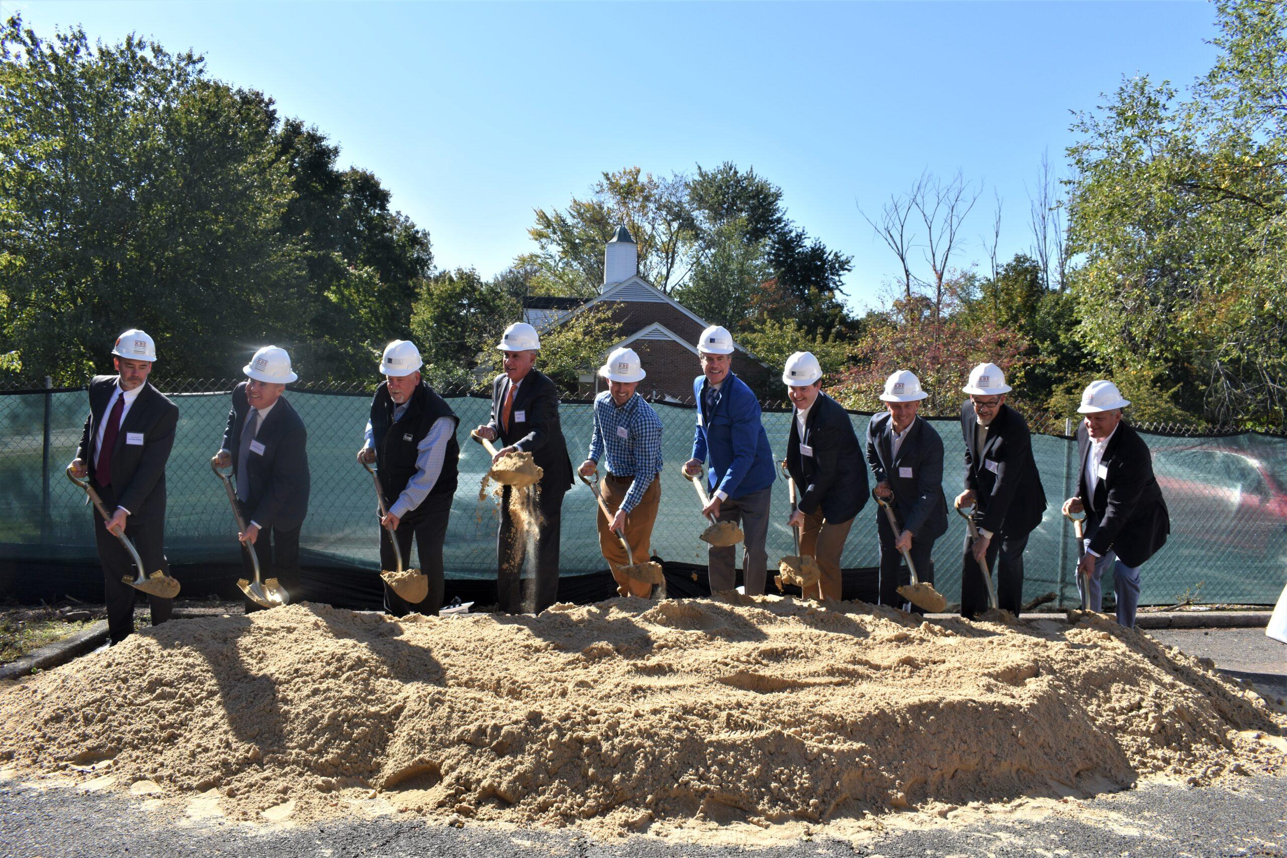 KBE and Capitol Seniors Housing Break Ground on The Chelsea Senior Living project