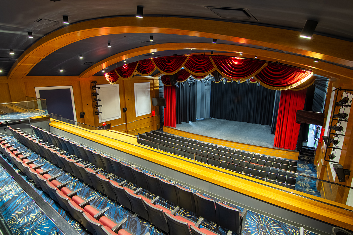 """KBE's restoration of 100-year-old community """"jewel"""" wins awards  from ABC, CBC, and ENR"""